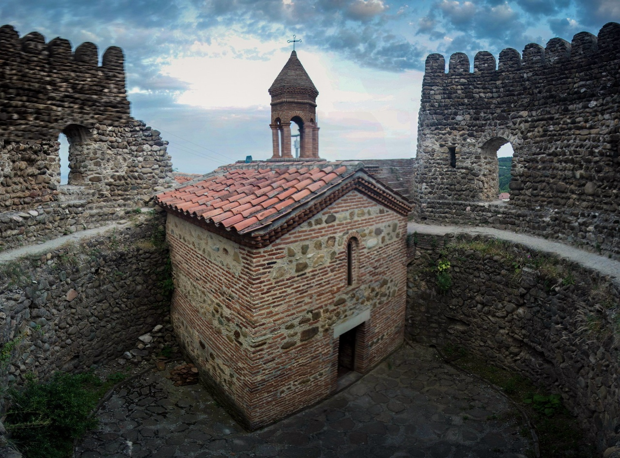 Церковь святого Стефана в Сигнахи