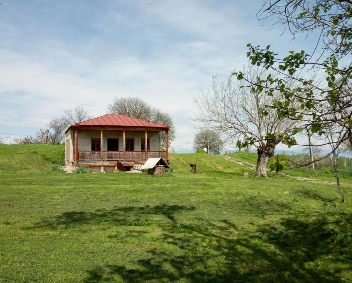 Дом-музей Пиросмани в Мирзаани