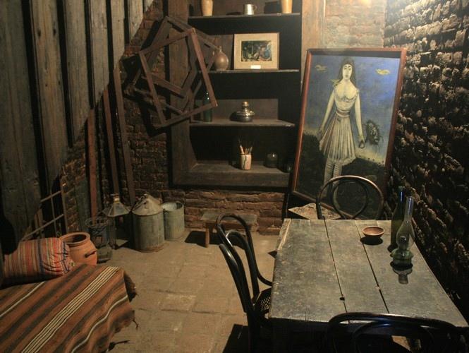 Дом Пиросмани