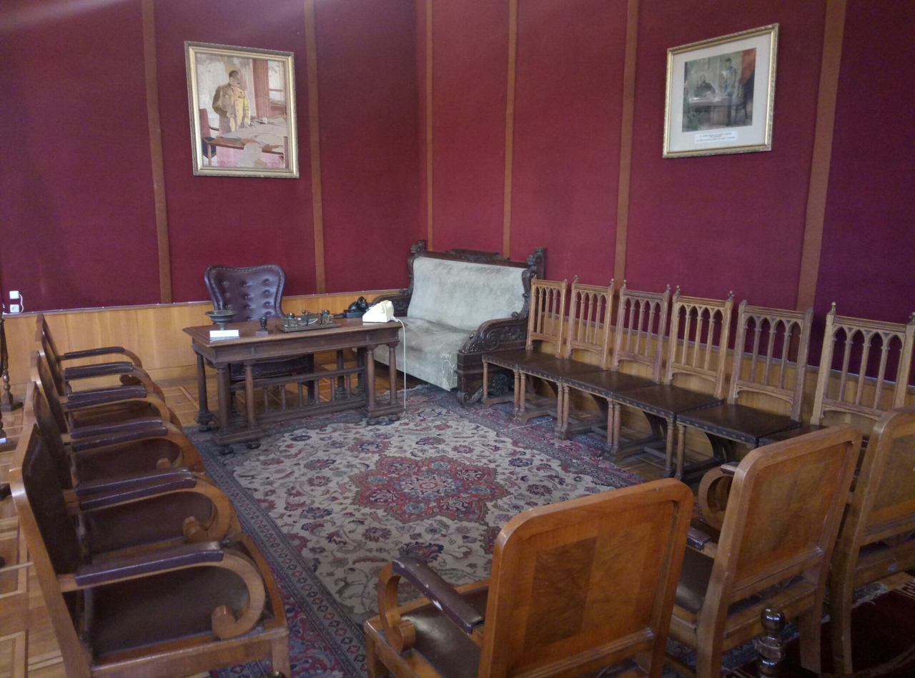 Достопримечательности Грузии дом-музей Сталина