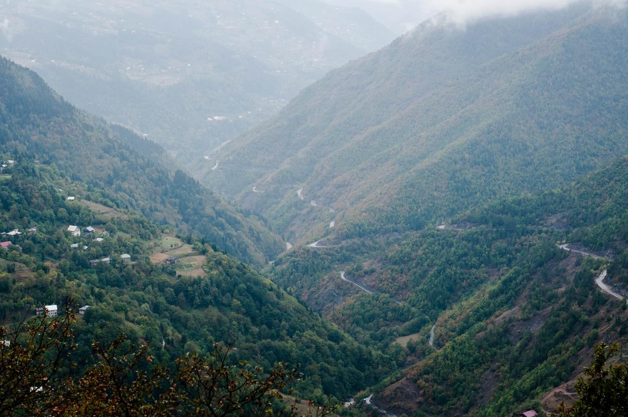 Достопримечательности Грузии горная Аджария