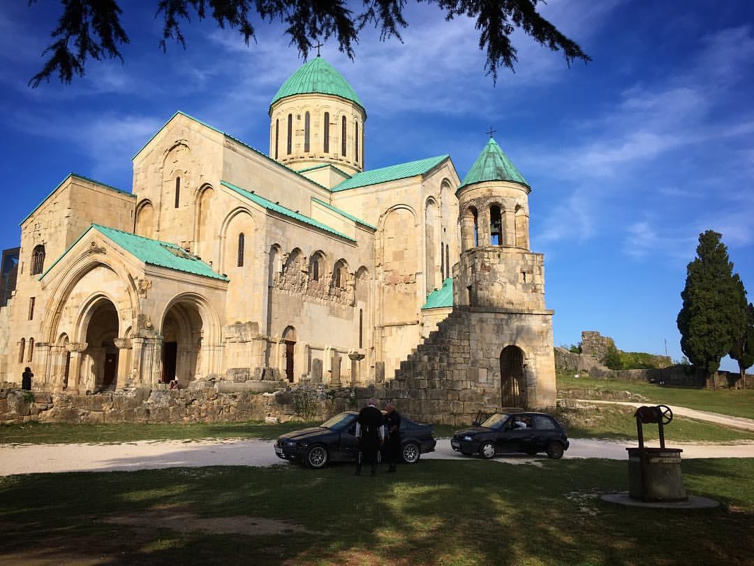 Достопримечательности Грузии храм Баграта