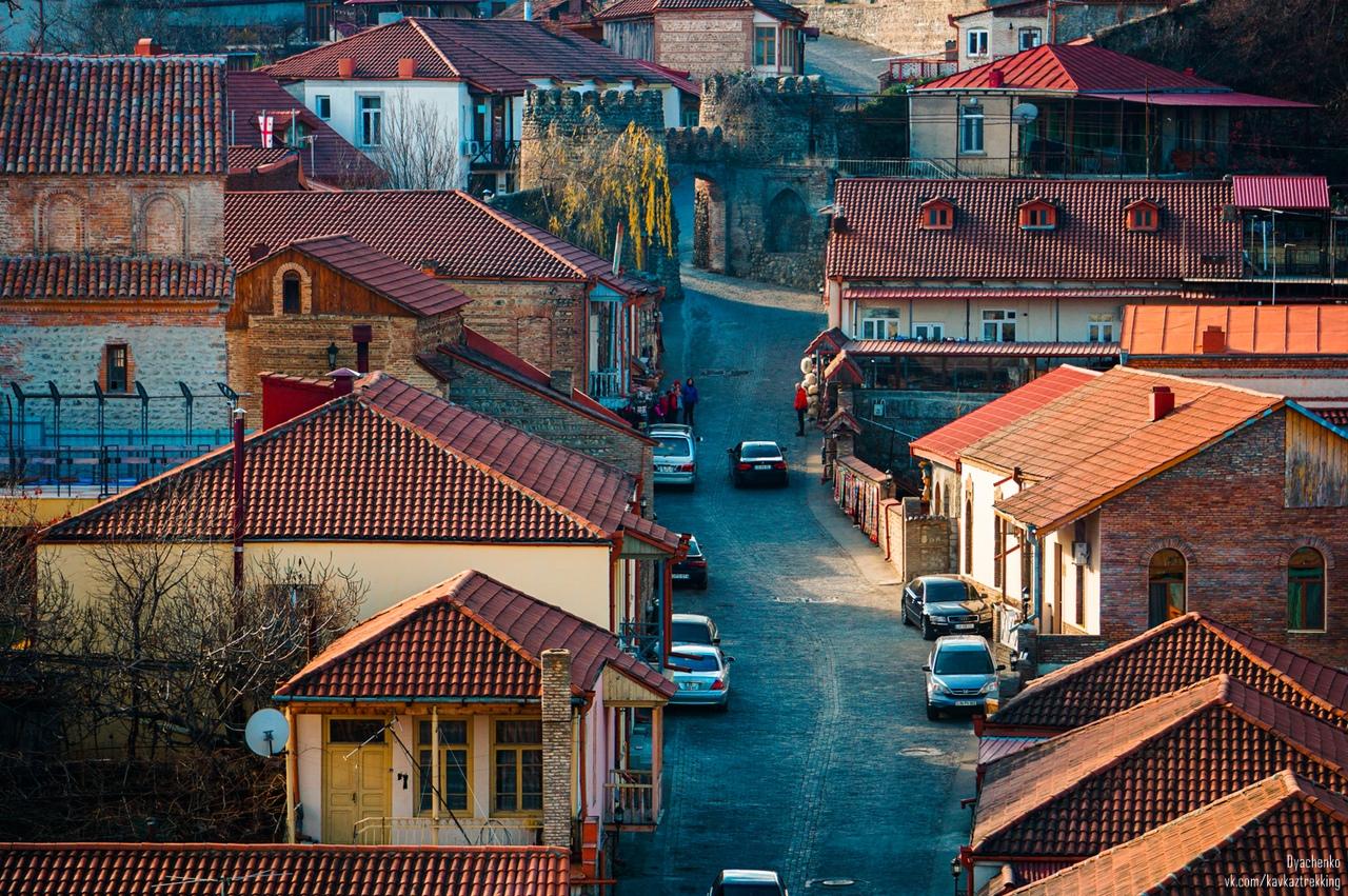 Достопримечательности Грузии Сигнахи
