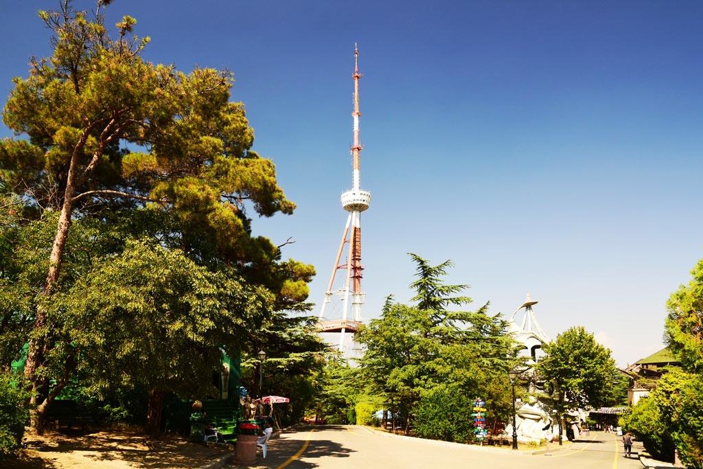 Достопримечательности Тбилиси Мтацминда