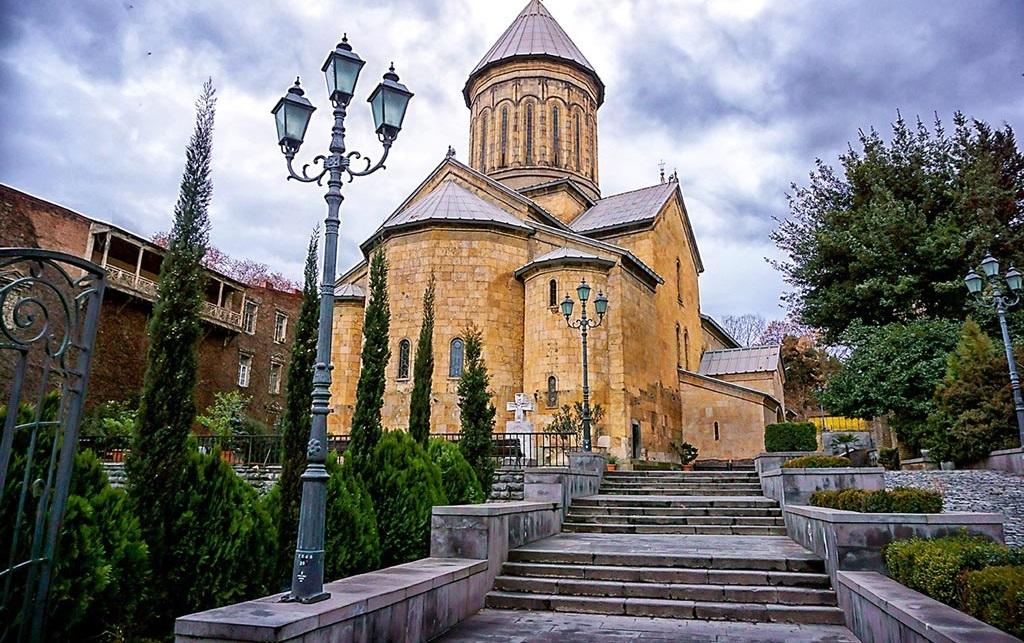 Достопримечательности Тбилиси Сиони