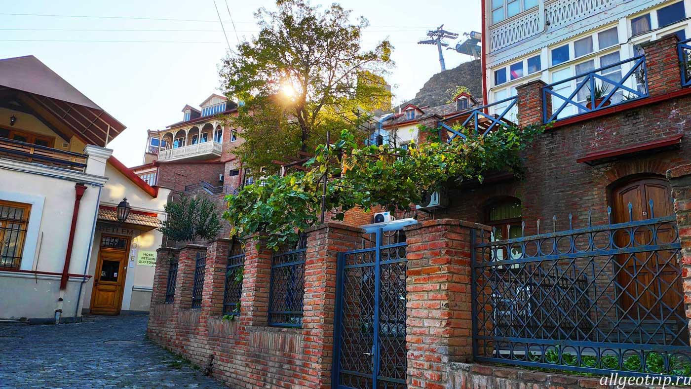 Достопримечательности Тбилиси Старый город