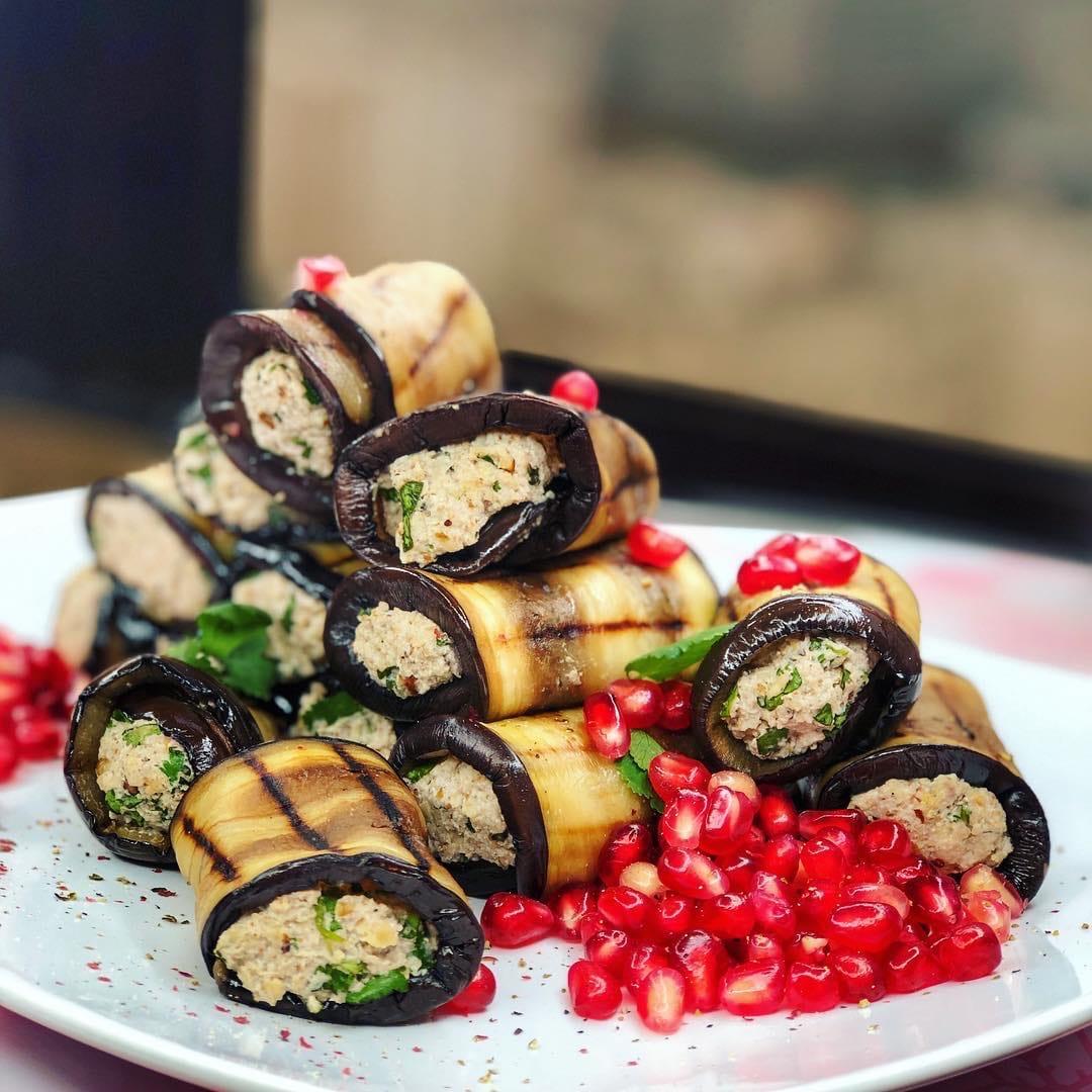 Еда в Тбилиси
