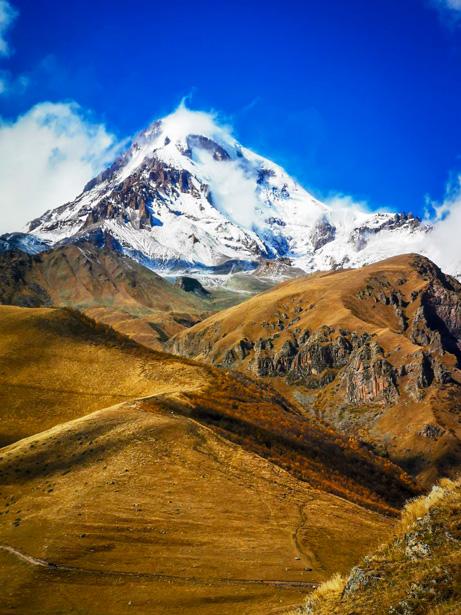 Экскурсии в Казбеги