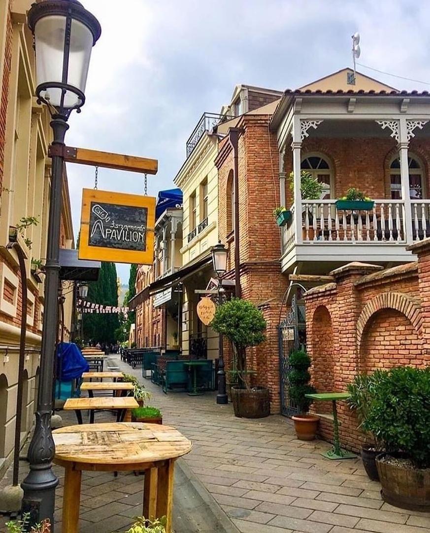 Достопримечательности Грузии Тбилиси