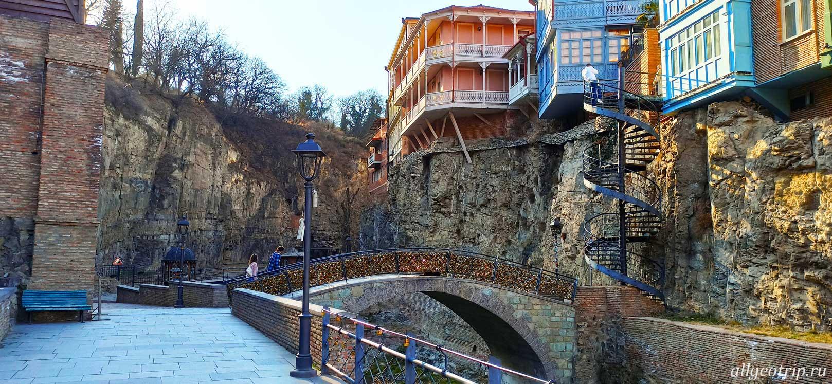 Индивидуальная экскурсия по Тбилиси Инжирное ущелье