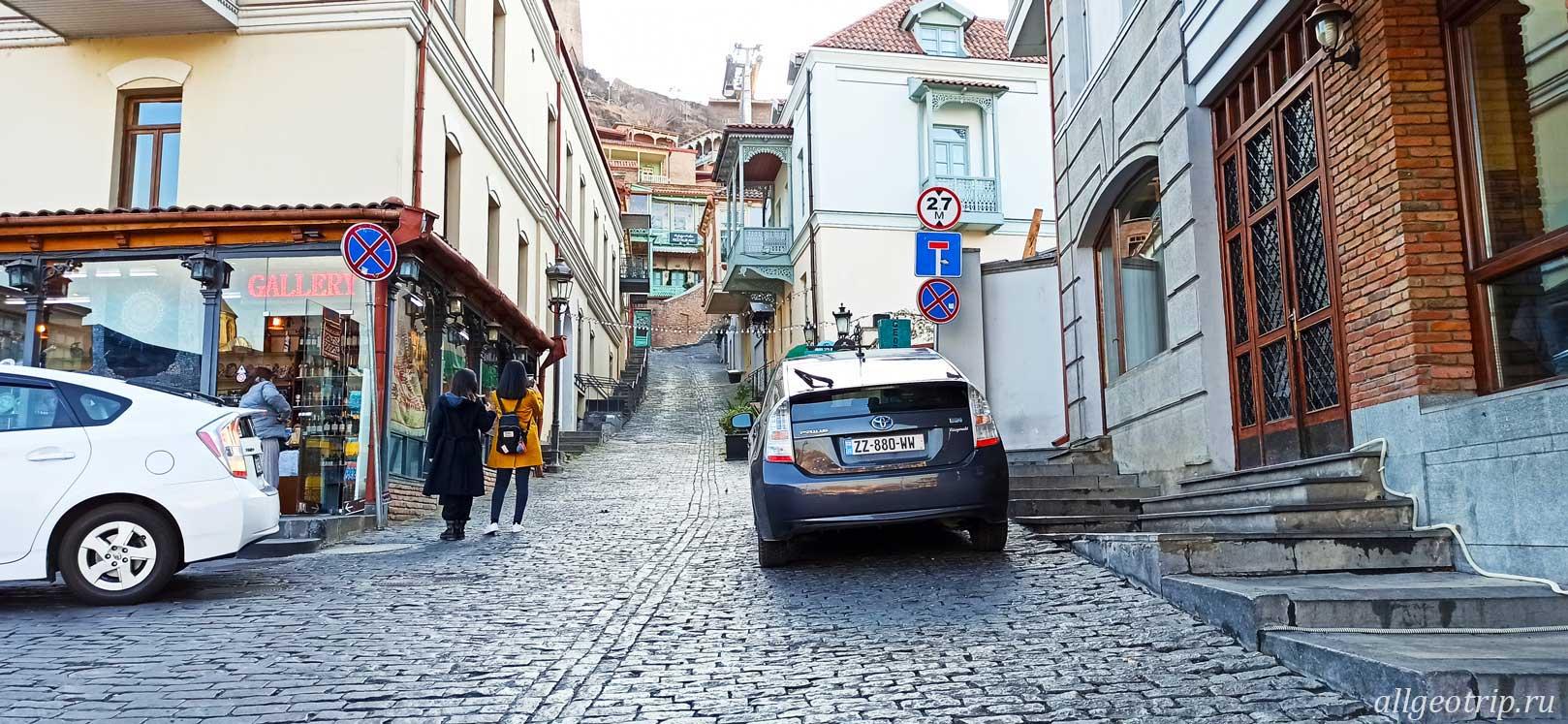 Индивидуальная экскурсия Тбилиси