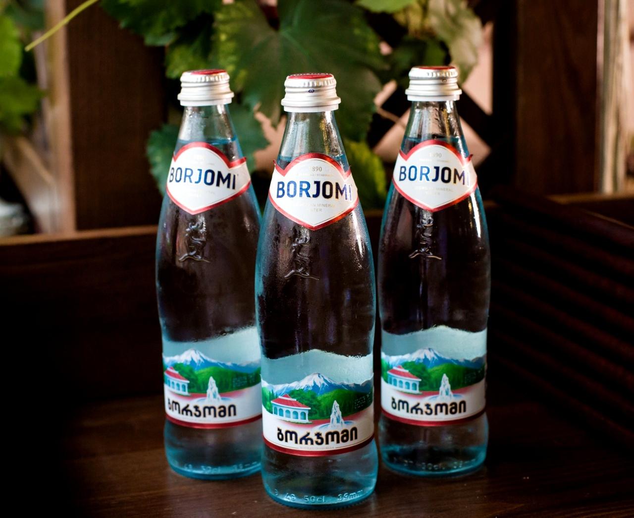 Как правильно пить Боржоми