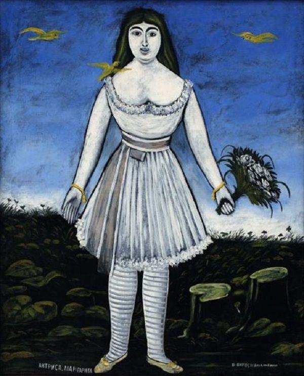Картина Маргариты