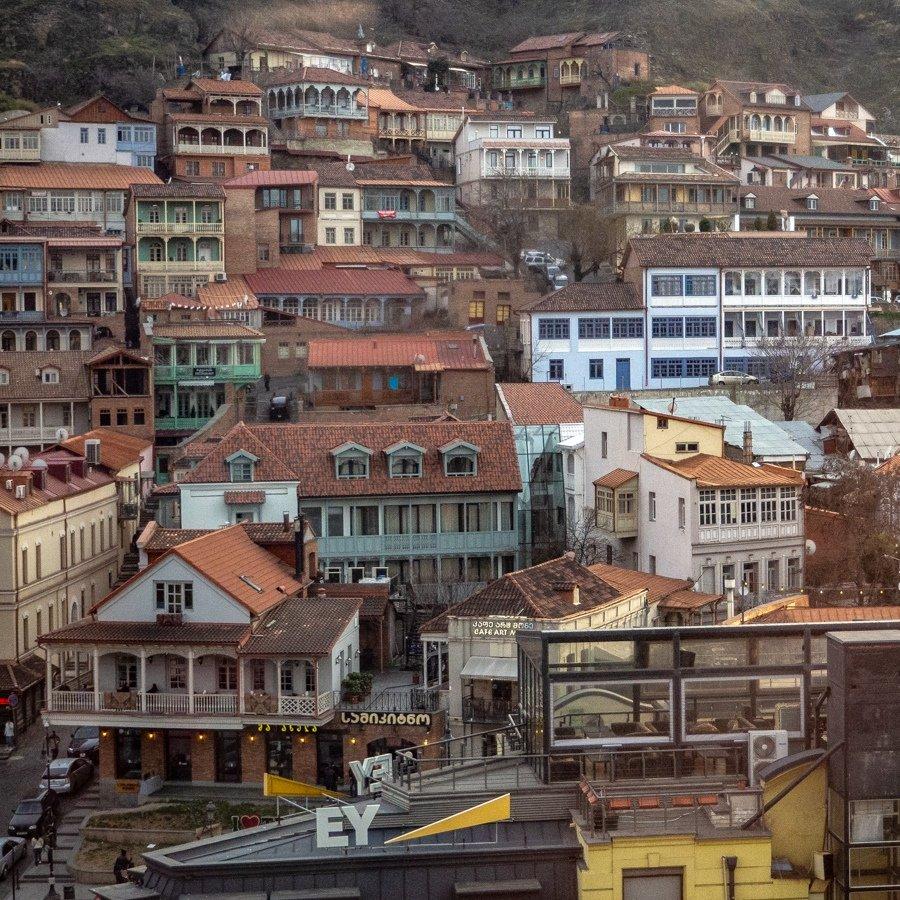 Лучшие достопримечательности Грузии