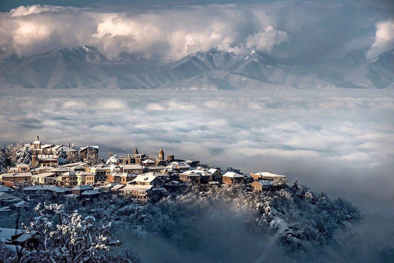 Новогодний тур в Кахети