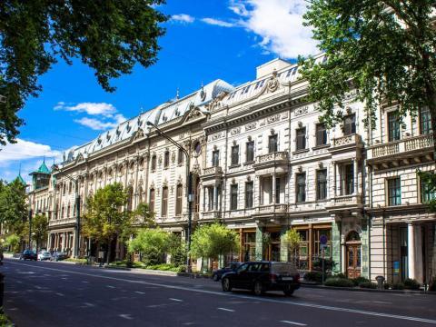 Автомобильная экскурсия по Тбилиси