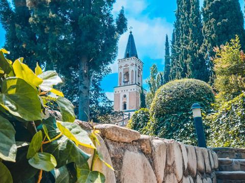 Сигнахи, монастырь Бодбе и святой источник Нино