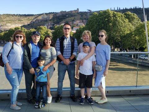 Экскурсия по Тбилиси для детей и взрослых