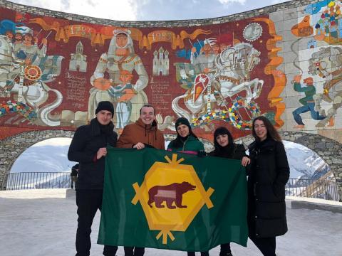 Экскурсии в Казбеги Арка дружбы народов