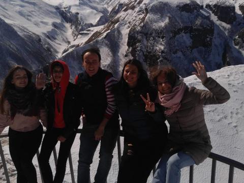 Экскурсия в Казбеги