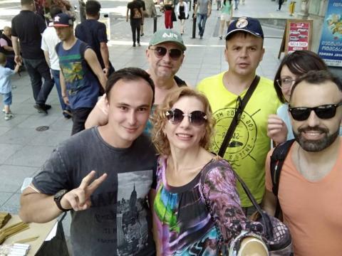 Групповая экскурсия по Тбилиси