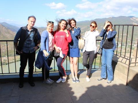 Групповая экскурсия в Мцхету