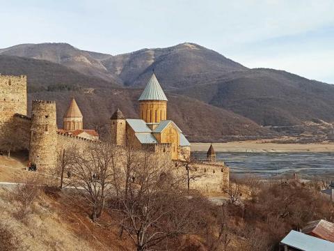 Индивидуальная экскурсия Казбеги