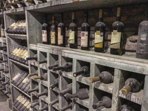 Кахетия: экскурсия на винный завод