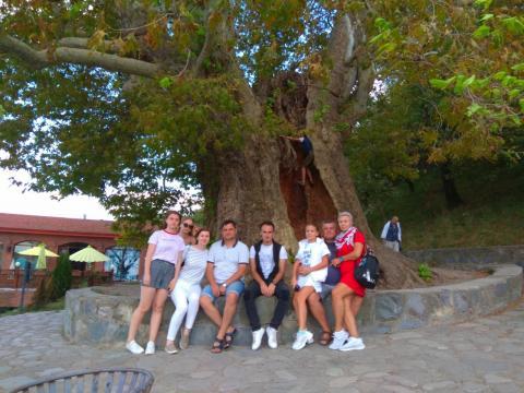 Экскурсия в Кахети