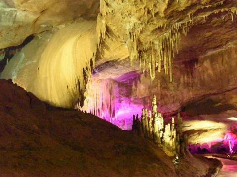 Кутаиси и пещера Прометая