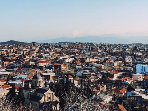 Индивидуальная экскурсия в Кутаиси