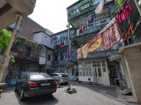 Неизведанный Тбилиси