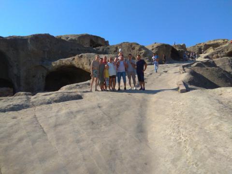 Пещерный город Уплисцихе 1