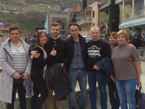 Район серных бань, Тбилиси
