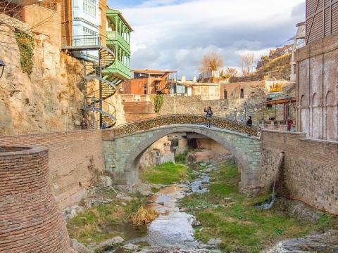Тбилиси - родина моей души