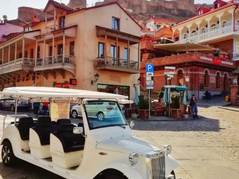 Тбилиси за 2 часа
