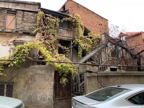 Улочки и смотровые площадки Тбилиси