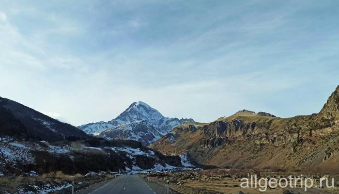 Групповая экскурсия в Казбеги