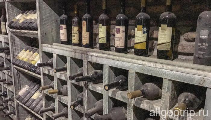 Кахетия винный завод