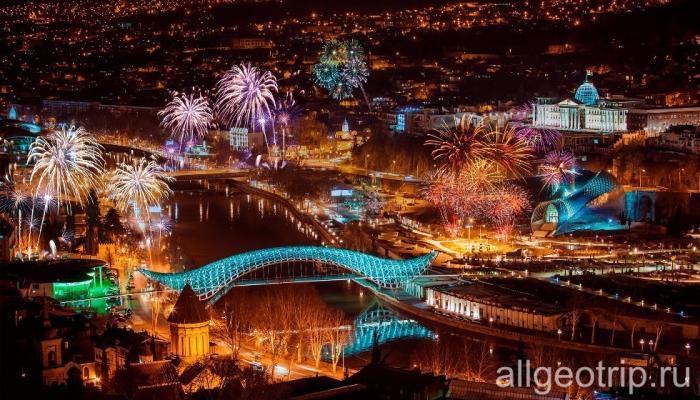 Новогодний тур в Тбилиси