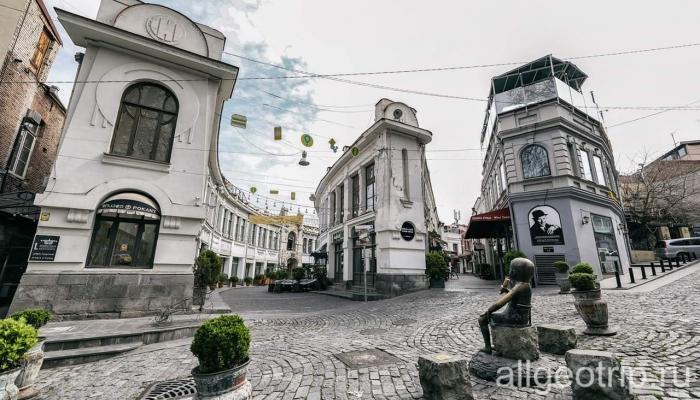 Секреты Тбилиси