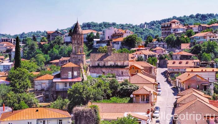 Сигнахи индивидуальная экскурсия из Тбилиси