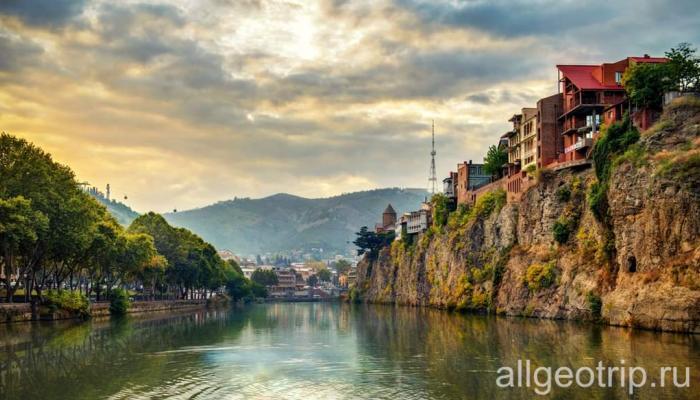 Тур выходного дня: Тбилиси и Мцхета
