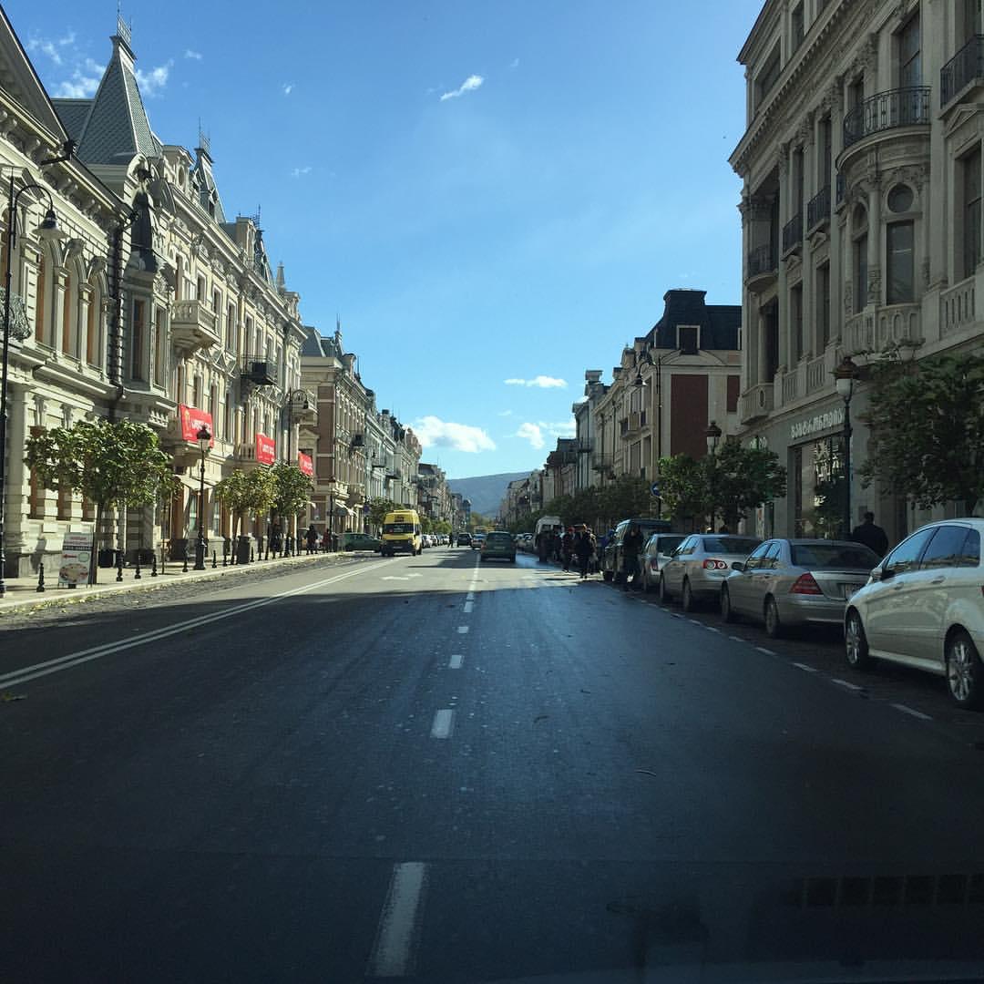 Район Тбилиси Чугурети