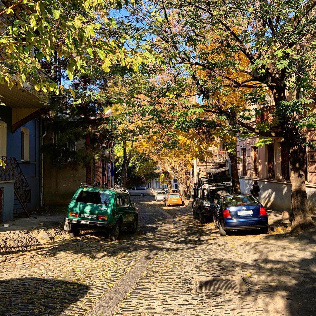 Район Тбилиси Мтацминда