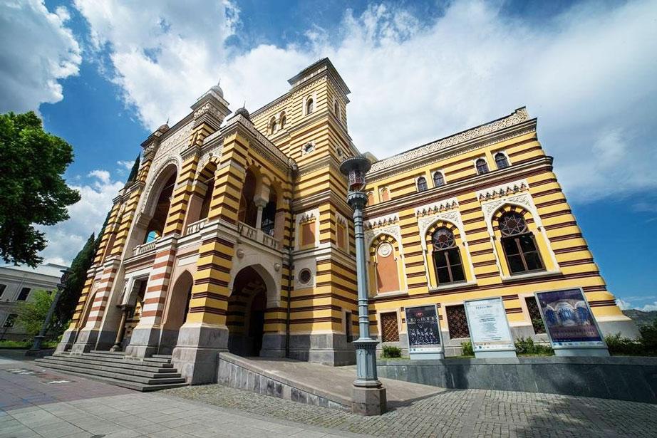 Театр оперы и балета Павлиашвили