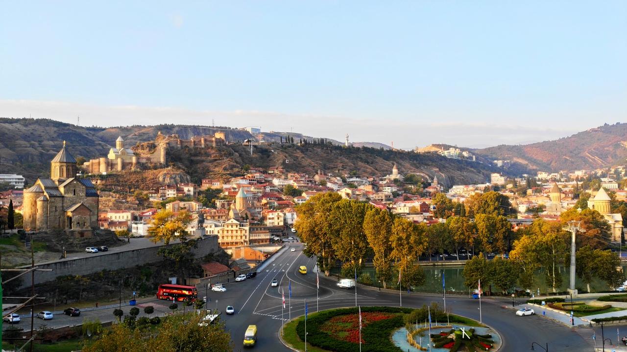 Тур в Грузию на майские праздники Тбилиси